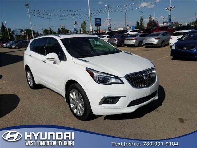 2017 Buick Envision Premium II (Stk: L0101A) in Edmonton - Image 4 of 29