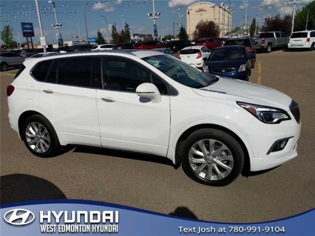 2017 Buick Envision Premium II (Stk: L0101A) in Edmonton - Image 5 of 29