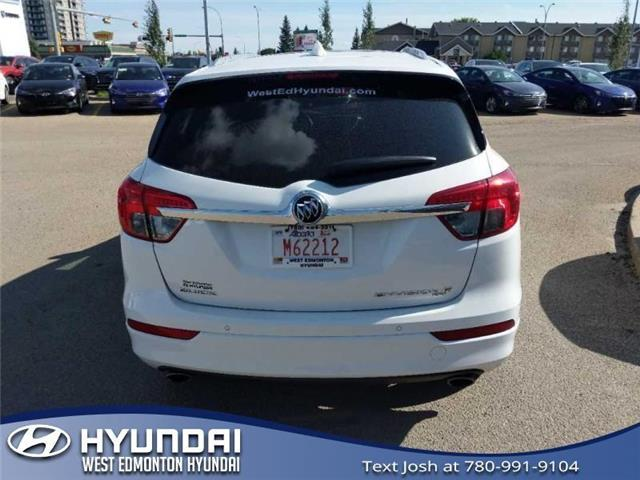 2017 Buick Envision Premium II (Stk: L0101A) in Edmonton - Image 7 of 29