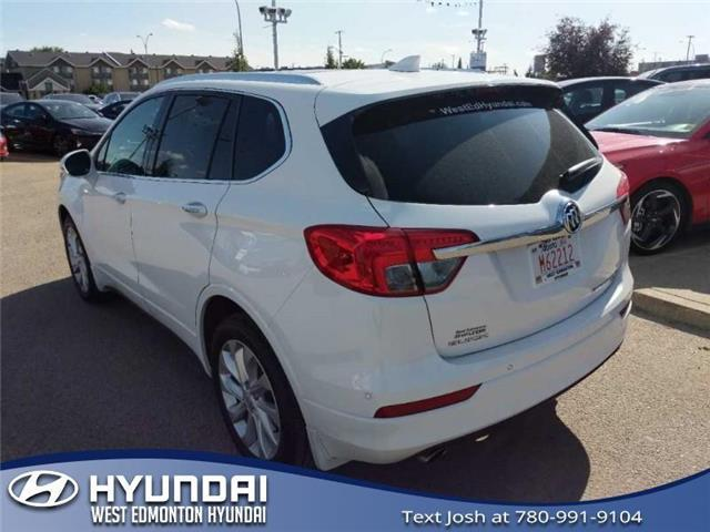 2017 Buick Envision Premium II (Stk: L0101A) in Edmonton - Image 9 of 29