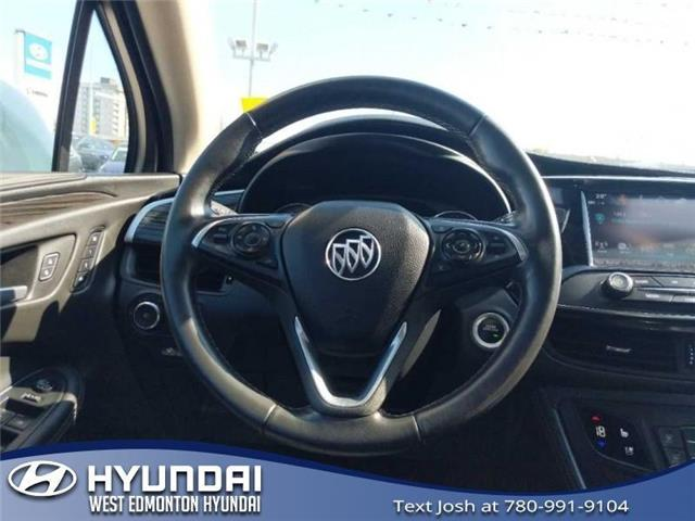 2017 Buick Envision Premium II (Stk: L0101A) in Edmonton - Image 14 of 29