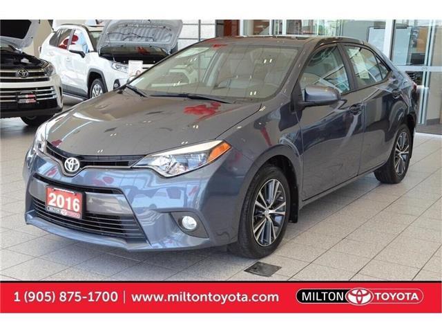 2016 Toyota Corolla  (Stk: 713069) in Milton - Image 1 of 38