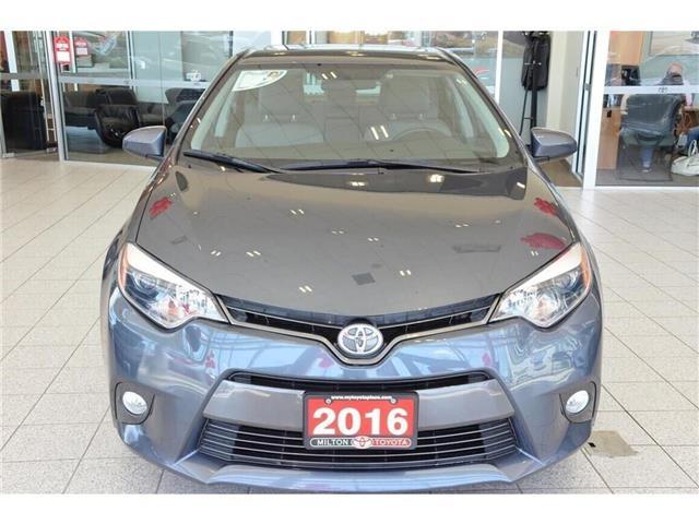 2016 Toyota Corolla  (Stk: 713069) in Milton - Image 2 of 38