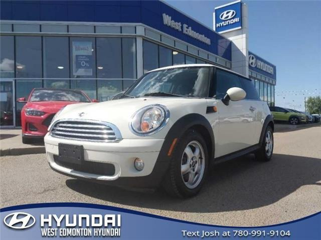 2010 MINI Cooper Base (Stk: E4604A) in Edmonton - Image 1 of 19
