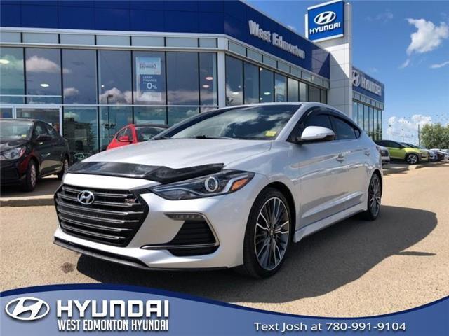 2017 Hyundai Elantra  (Stk: 96241A) in Edmonton - Image 1 of 23