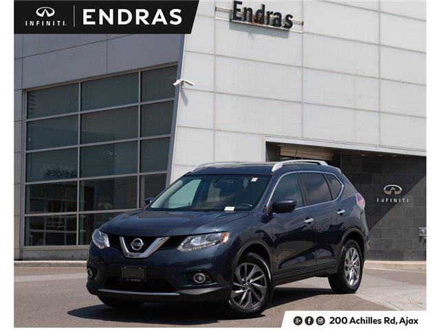 2016 Nissan Rogue  (Stk: P0848) in Ajax - Image 1 of 28