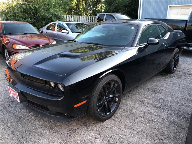 2017 Dodge Challenger SXT (Stk: 08881) in Belmont - Image 1 of 16