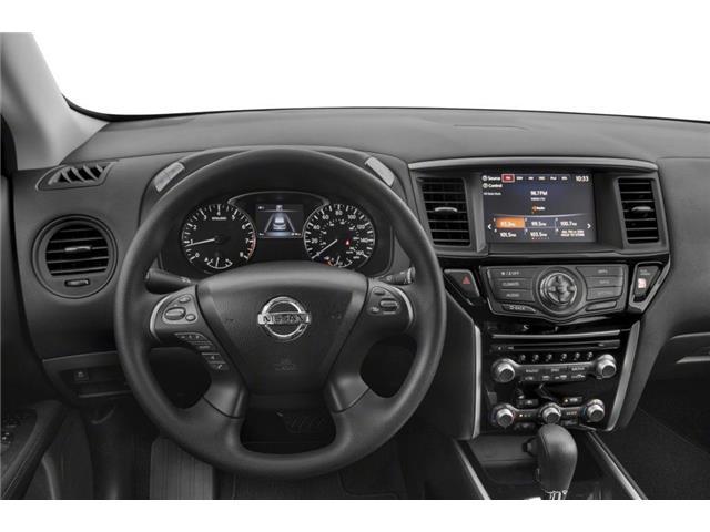 2019 Nissan Pathfinder Platinum (Stk: M19P032) in Maple - Image 4 of 9