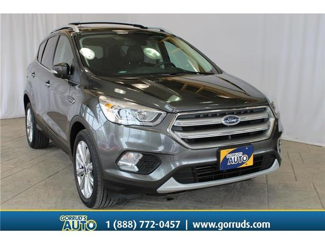 2017 Ford Escape Titanium (Stk: A01767) in Milton - Image 1 of 43