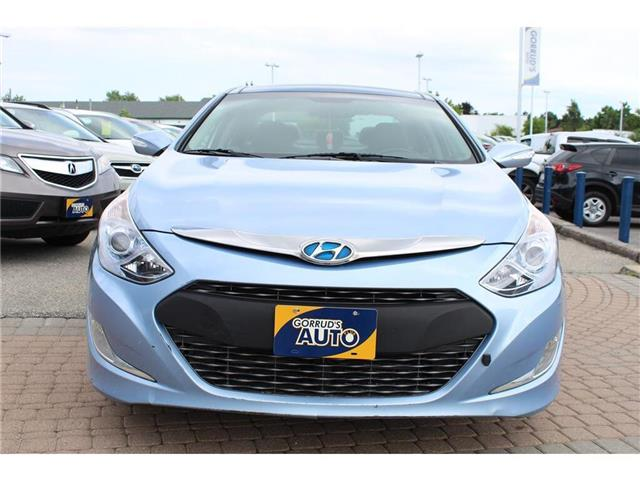 2011 Hyundai Sonata Hybrid  (Stk: 017934) in Milton - Image 2 of 8