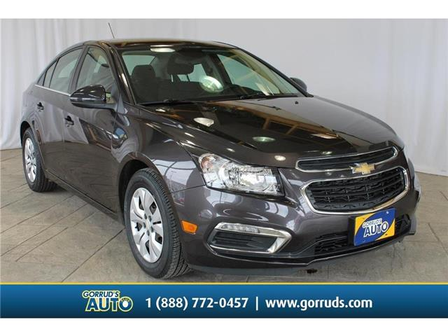 2016 Chevrolet Cruze Limited 1LT (Stk: 151940) in Milton - Image 1 of 39