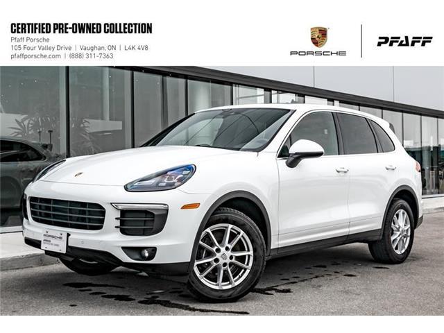 2018 Porsche Cayenne  (Stk: U7616) in Vaughan - Image 1 of 22