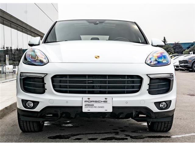2018 Porsche Cayenne  (Stk: U7616) in Vaughan - Image 2 of 22
