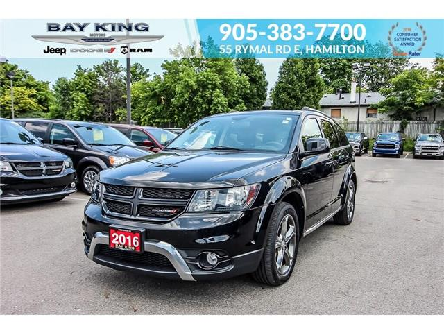 2016 Dodge Journey Crossroad (Stk: 197609A) in Hamilton - Image 1 of 25