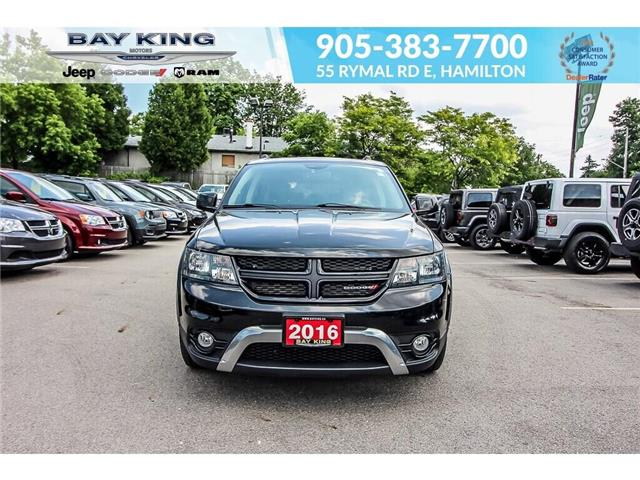 2016 Dodge Journey Crossroad (Stk: 197609A) in Hamilton - Image 2 of 25