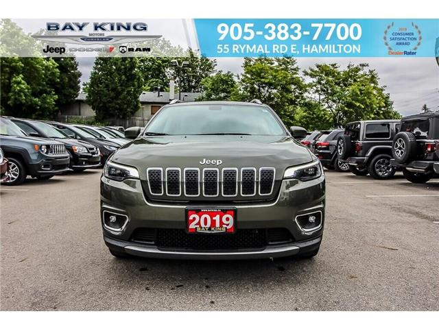 2019 Jeep Cherokee Limited (Stk: 6876) in Hamilton - Image 2 of 22