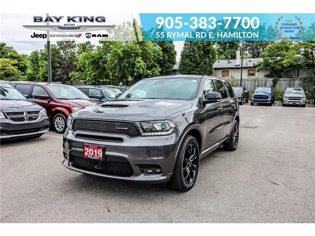 2019 Dodge Durango GT (Stk: 6879) in Hamilton - Image 1 of 28