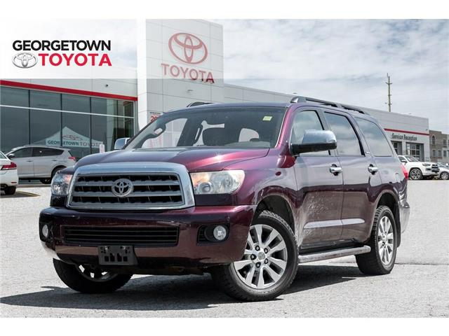 2011 Toyota Sequoia Limited 5.7L V8 (Stk: 11-50475) in Georgetown - Image 1 of 21