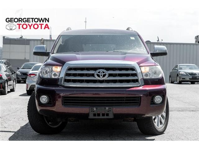 2011 Toyota Sequoia Limited 5.7L V8 (Stk: 11-50475) in Georgetown - Image 2 of 21