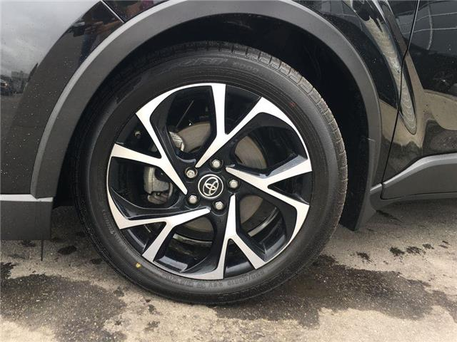 2019 Toyota C-HR XLE PREMIUM PKG ALLOYS, HEATED SEAT, BSM, RCTA, ON (Stk: 44871A) in Brampton - Image 2 of 24