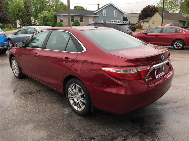 2015 Toyota Camry LE (Stk: U06719) in Goderich - Image 2 of 17