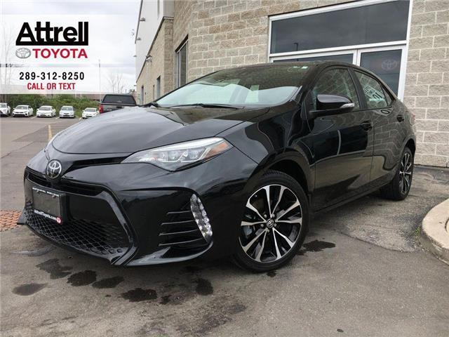 2018 Toyota Corolla  (Stk: 44873A) in Brampton - Image 1 of 28