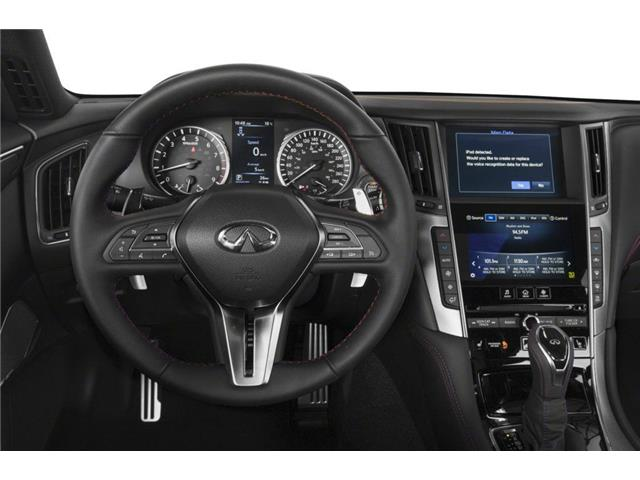 2019 Infiniti Q50 3.0t I-LINE RED SPORT (Stk: H8878) in Thornhill - Image 4 of 9