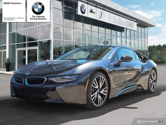 2019 BMW i8 Base (Stk: 0024) in Sudbury - Image 1 of 23