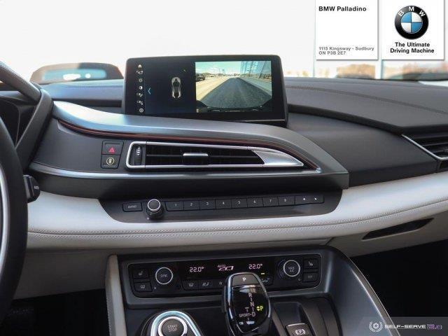 2019 BMW i8 Base (Stk: 0024) in Sudbury - Image 14 of 23