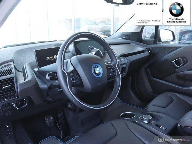 2018 BMW i3 Base w/Range Extender (Stk: 0023) in Sudbury - Image 9 of 21