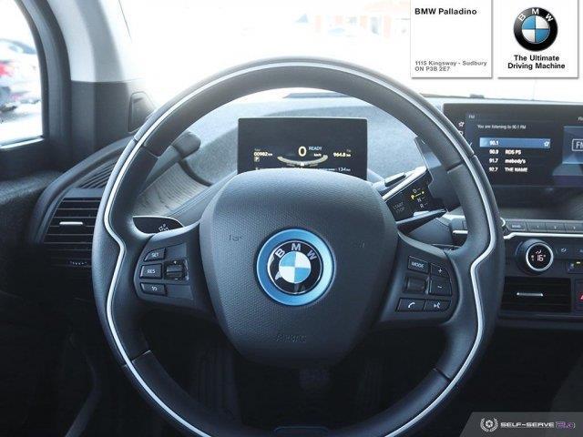 2018 BMW i3 Base w/Range Extender (Stk: 0023) in Sudbury - Image 10 of 21