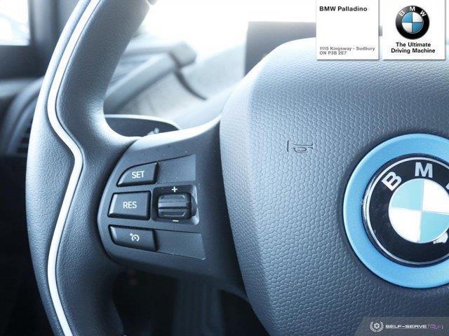 2018 BMW i3 Base w/Range Extender (Stk: 0023) in Sudbury - Image 11 of 21