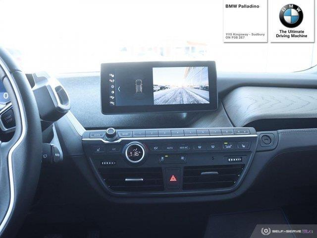 2018 BMW i3 Base w/Range Extender (Stk: 0023) in Sudbury - Image 12 of 21