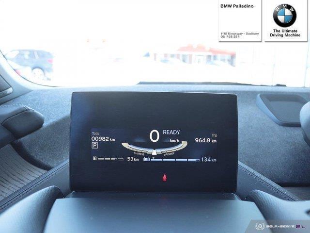 2018 BMW i3 Base w/Range Extender (Stk: 0023) in Sudbury - Image 15 of 21