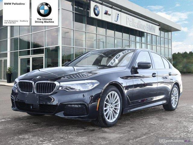 2019 BMW 540i xDrive (Stk: 0052) in Sudbury - Image 1 of 23