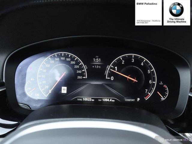 2019 BMW 540i xDrive (Stk: 0052) in Sudbury - Image 11 of 23