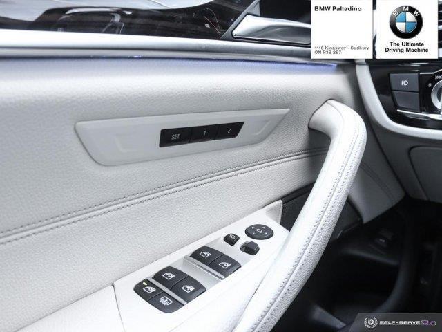 2019 BMW 540i xDrive (Stk: 0052) in Sudbury - Image 12 of 23