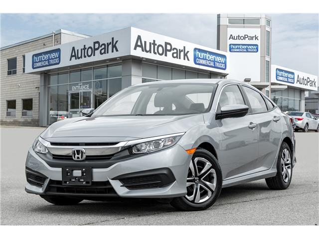 2017 Honda Civic LX (Stk: APR4005) in Mississauga - Image 1 of 18