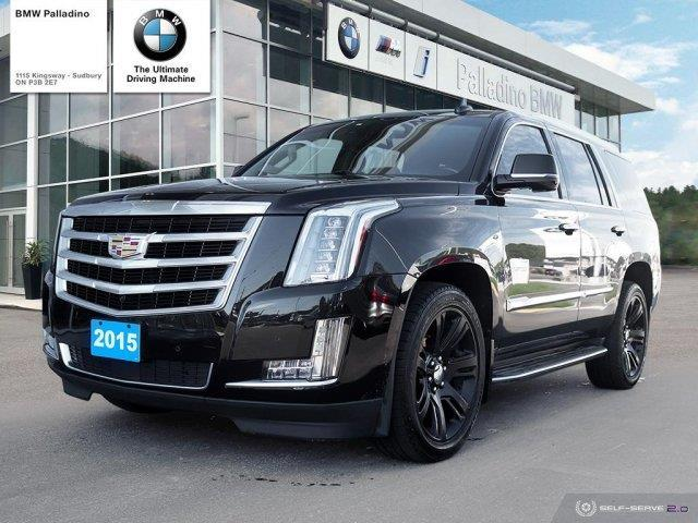 2015 Cadillac Escalade Premium (Stk: 0071A) in Sudbury - Image 1 of 21