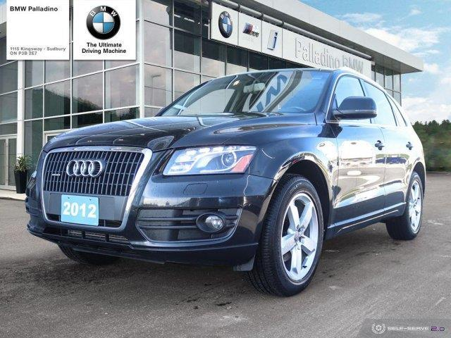 2012 Audi Q5 2.0T Premium Plus (Stk: U0032B) in Sudbury - Image 1 of 21