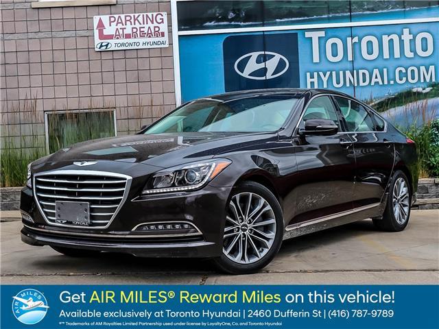 2015 Hyundai Genesis 3.8 Luxury (Stk: GU0062) in Toronto - Image 1 of 21
