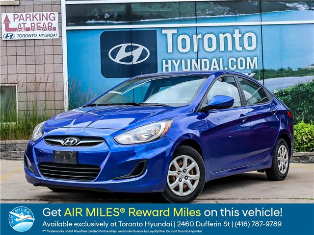 2012 Hyundai Accent  (Stk: U06567) in Toronto - Image 1 of 1