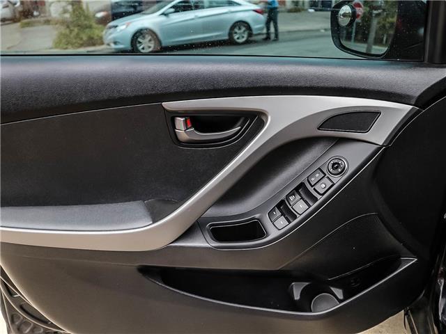 2015 Hyundai Elantra GL (Stk: U06572) in Toronto - Image 2 of 13