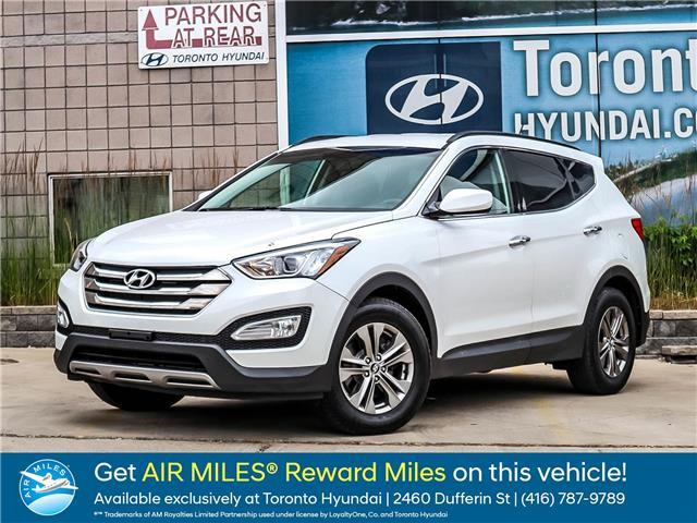 2014 Hyundai Santa Fe Sport 2.4 Premium (Stk: U06569) in Toronto - Image 1 of 25