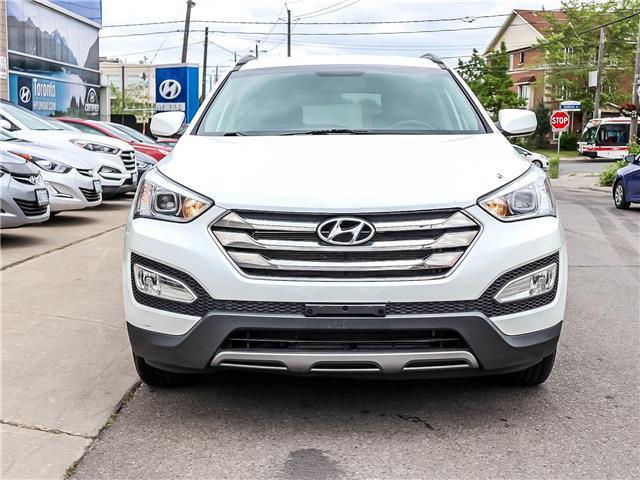 2014 Hyundai Santa Fe Sport 2.4 Premium (Stk: U06569) in Toronto - Image 2 of 25