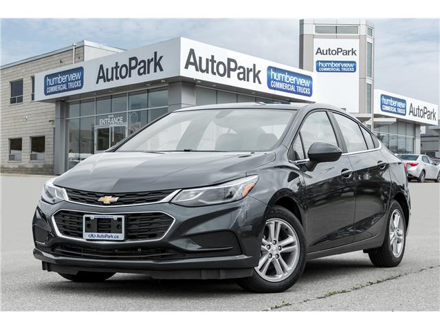 2017 Chevrolet Cruze LT Auto (Stk: APR3956) in Mississauga - Image 1 of 20