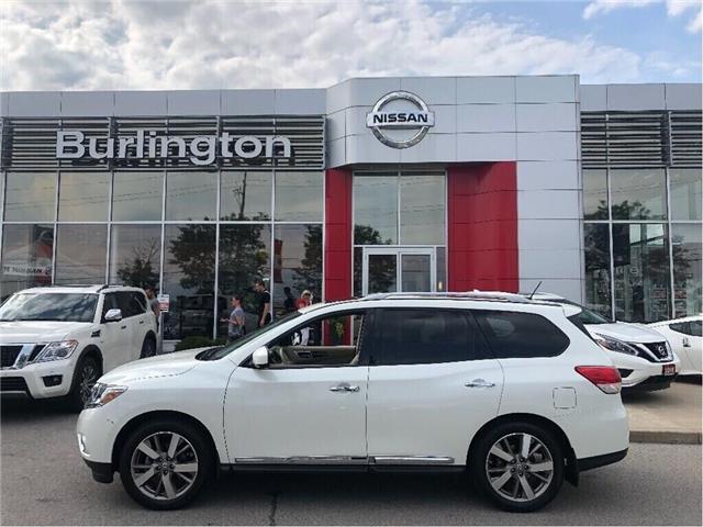 2015 Nissan Pathfinder Platinum (Stk: A6737) in Burlington - Image 2 of 25