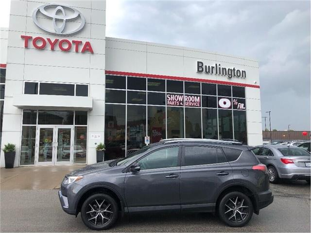 2017 Toyota RAV4 SE (Stk: U10732) in Burlington - Image 2 of 21