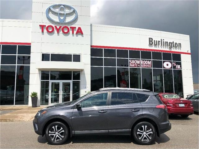 2017 Toyota RAV4 LE (Stk: U10739) in Burlington - Image 2 of 19