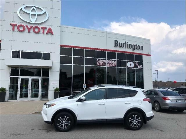 2017 Toyota RAV4 LE (Stk: U10738) in Burlington - Image 2 of 19
